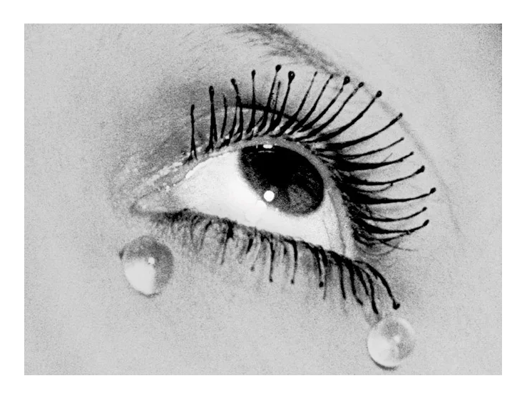 Man Ray   Glass Tears , 1932