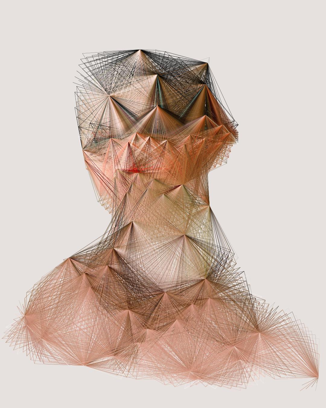Espen Kluge,  100 atoms in my favor  - 2019