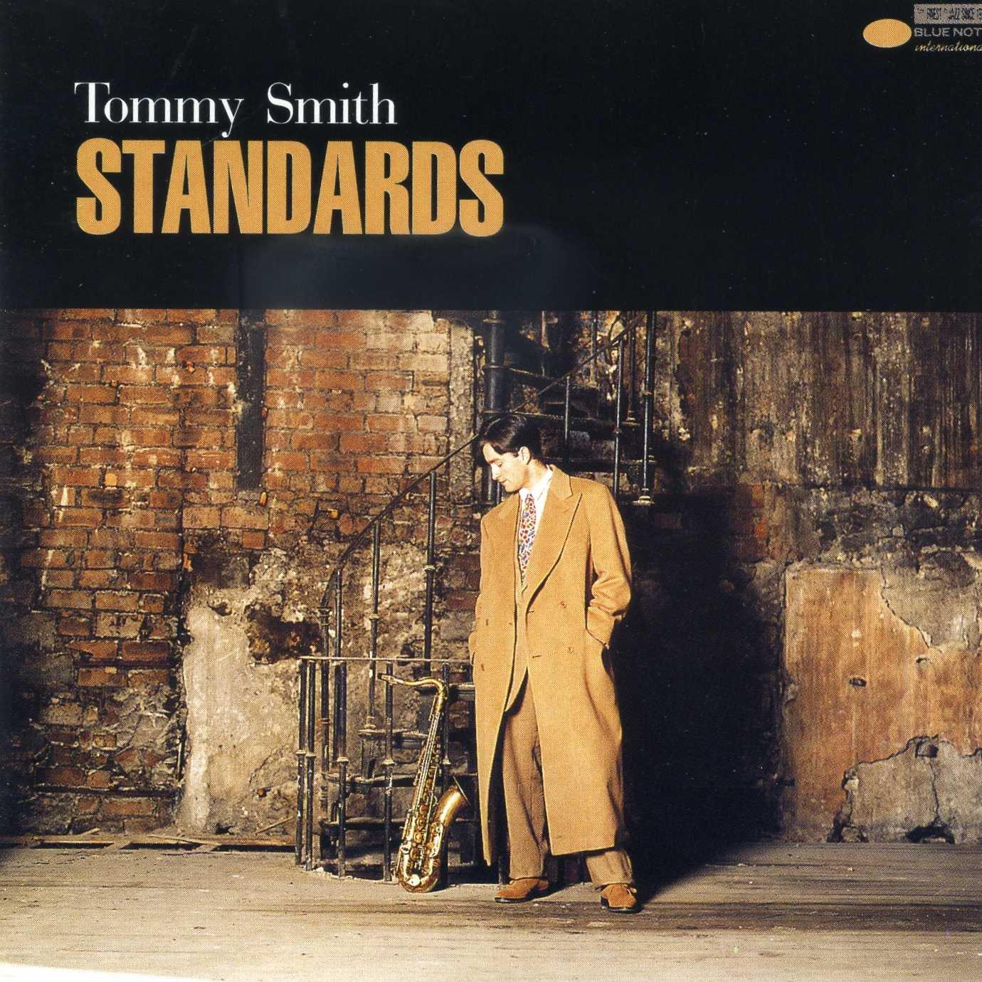 1991 - Tommy Smith - Standards .jpg