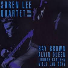 1993 - Søren Lee Quartet - Søren Lee Quartet.jpeg