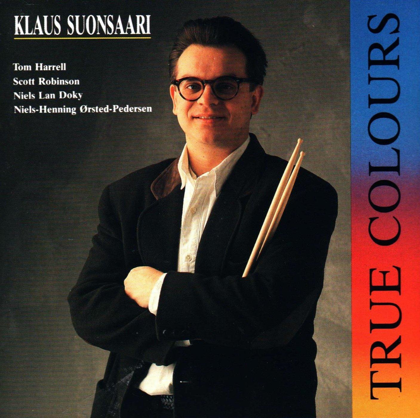 1994 - Klaus Suonsaari - True Colours .jpg