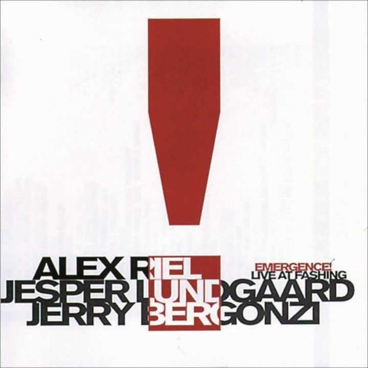 1993 - Alex Riel, Jesper Lundgaard, Jerry Bergonzi - Emergence.jpg