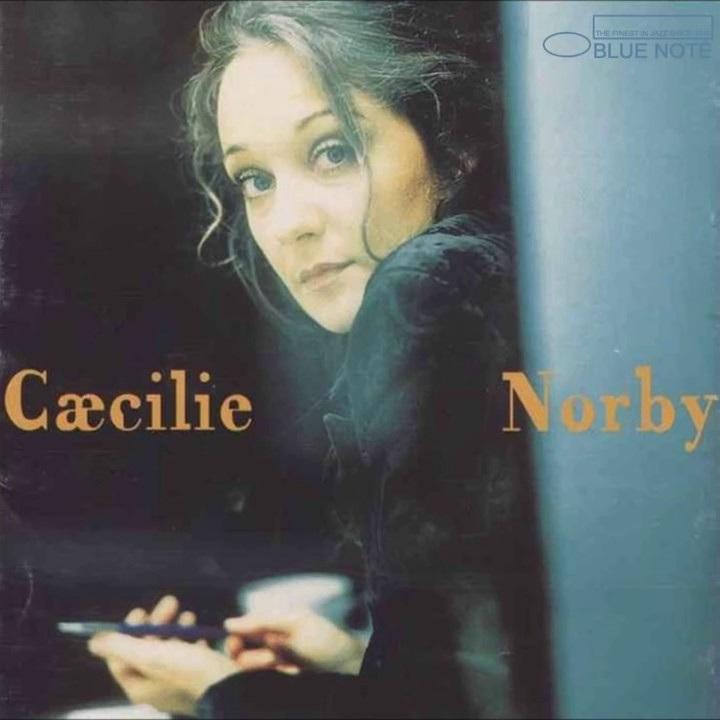 1995 - Cæcilie Norby - Cæcilie Norby.jpg