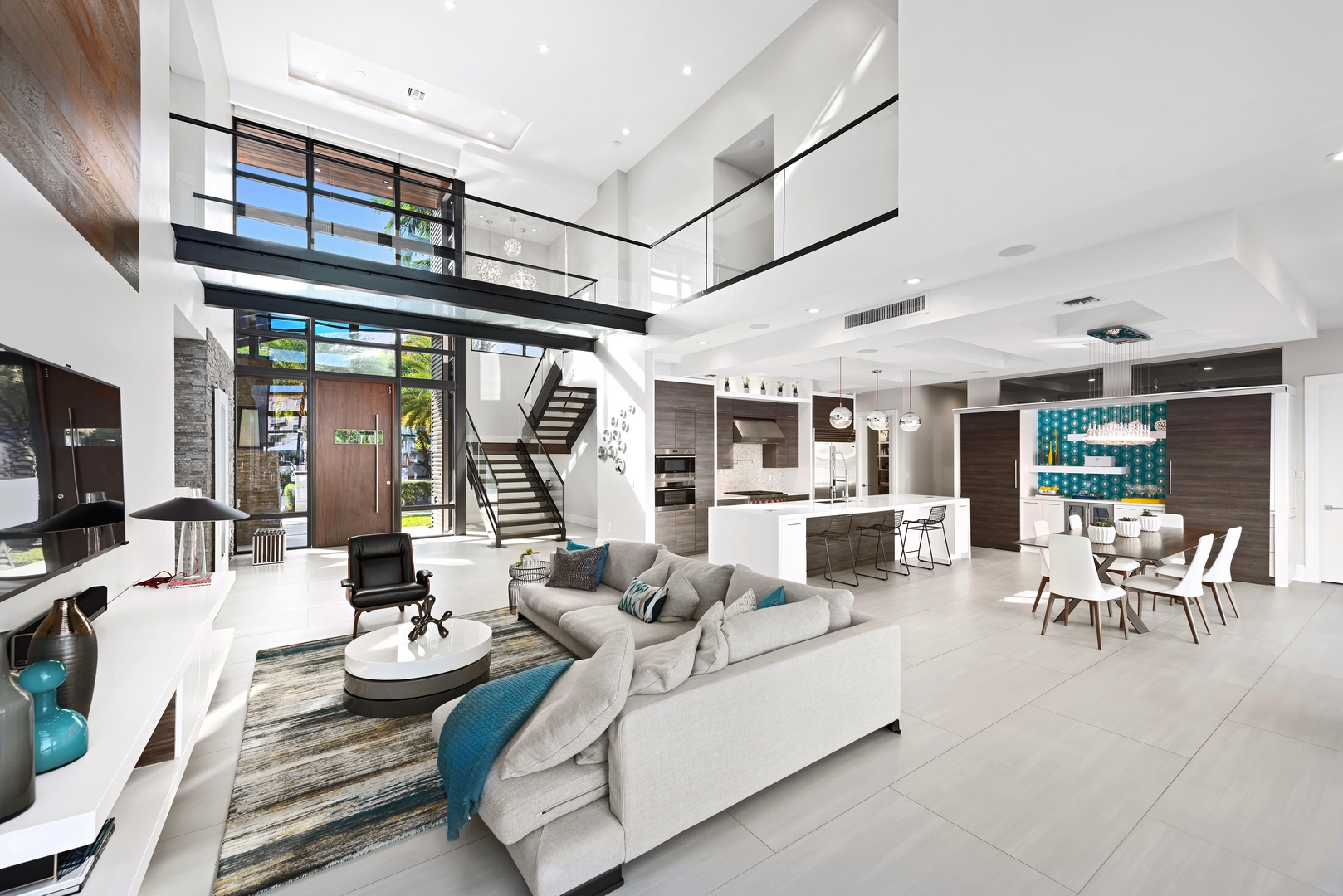 3D Tour - Take a virtual 3D tour of this new build, modern architectural masterpiece.