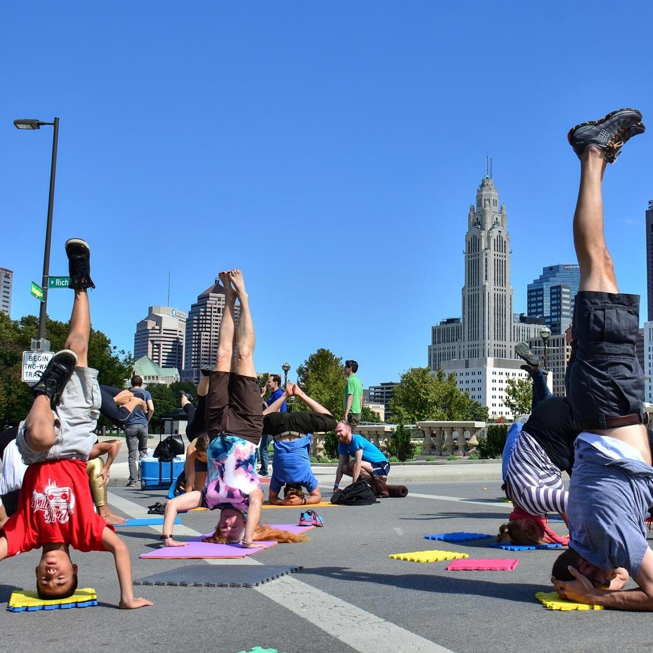 Open Streets Columbus