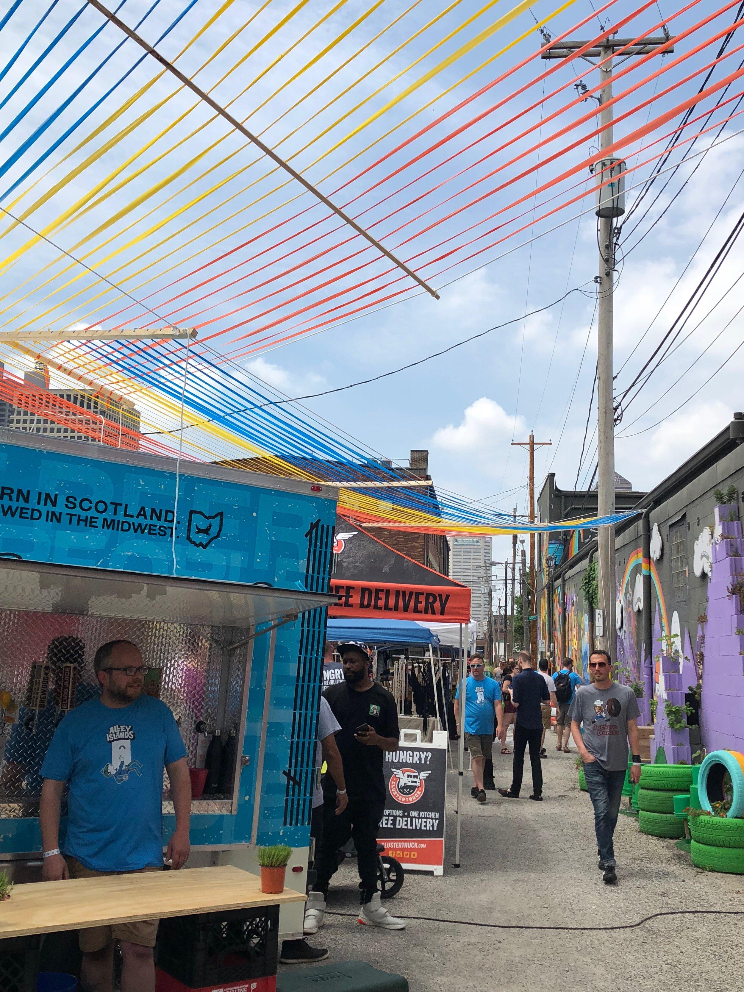 Alley Islands Alleyway Transformation