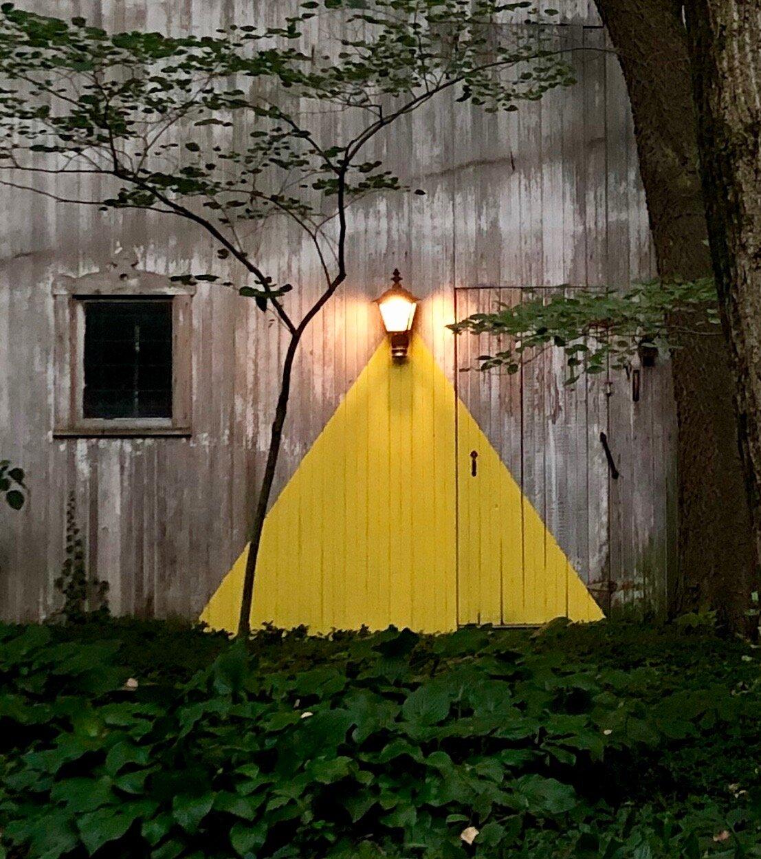 Farmhouse light