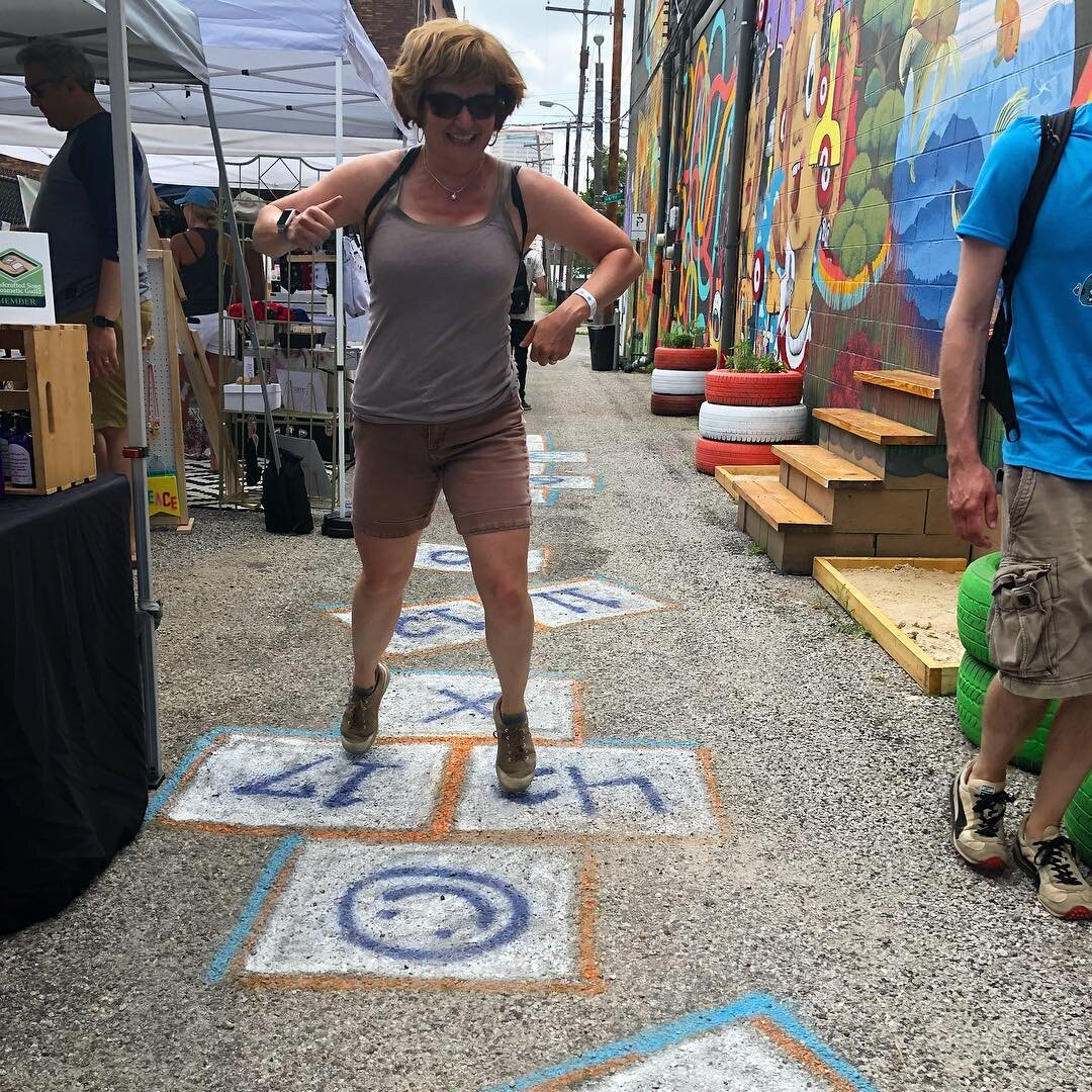One little project at a time - Many of the most authentic and enduring destinations in a city, town, or main street, the places that keep bringing people back, were born out of small, locally-based improvements