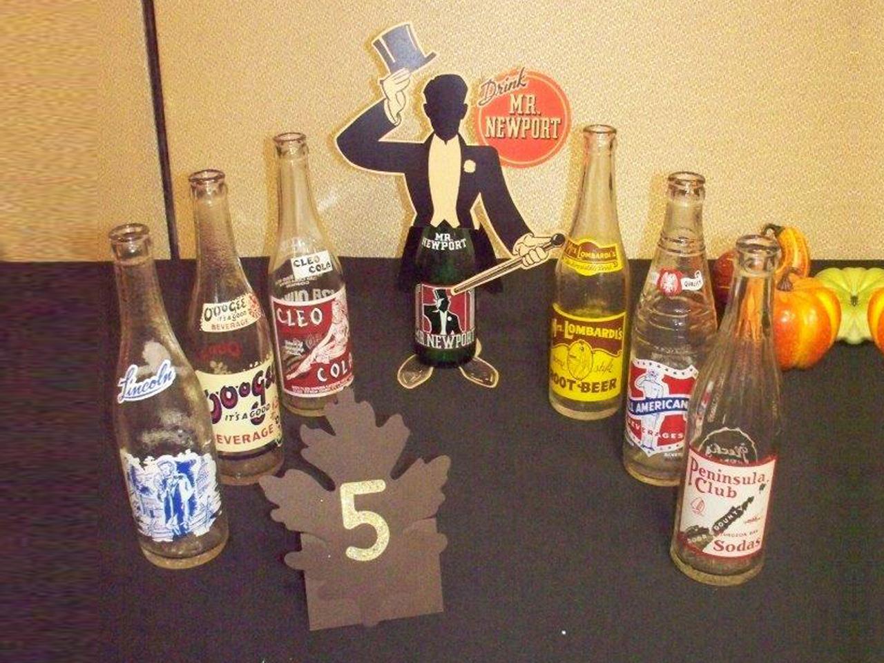 Sampling of ACL sodas