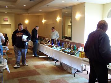 Sales table of Jim Hall