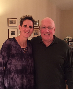 Jim and Jodi Hall hosted our February Club meeting