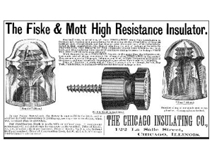 Chicago Insulating Company ad