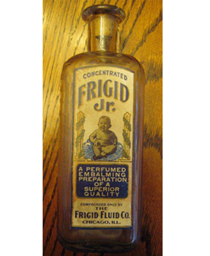Frigid JR Embalming Fluid