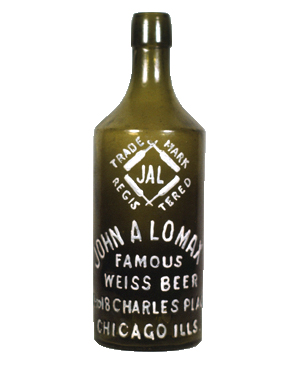 John A. Lomax Famous Weiss Beer