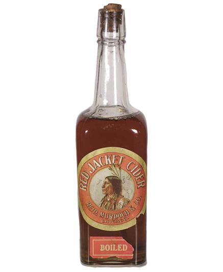Red Jacket Cider. Reid, Murdoch & Co.