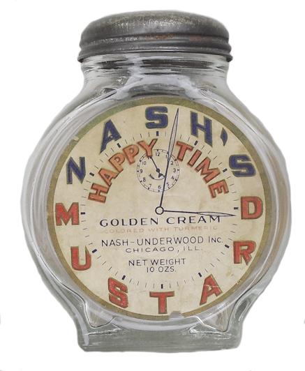 Nash's Happy Time Mustard