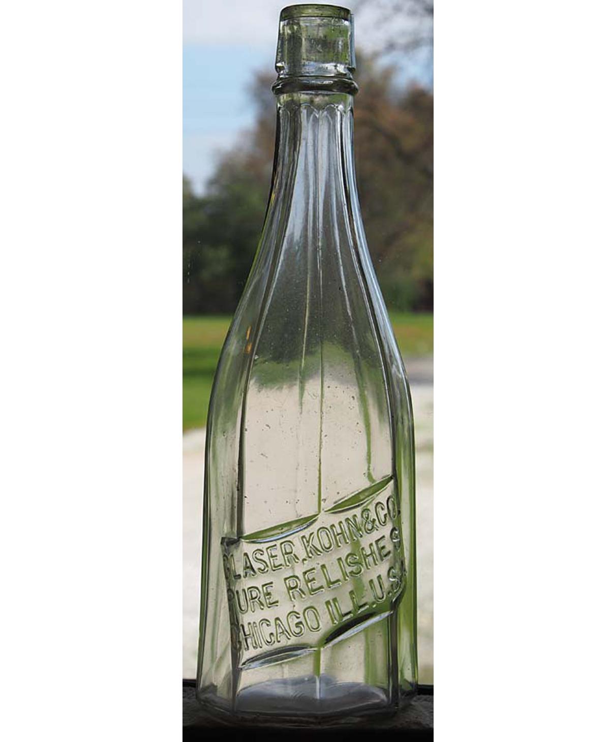 Glaser, Kohn & Co. Pure Relishes