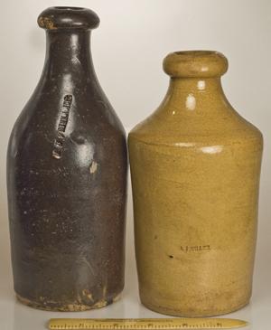 A. J. Miller stoneware*