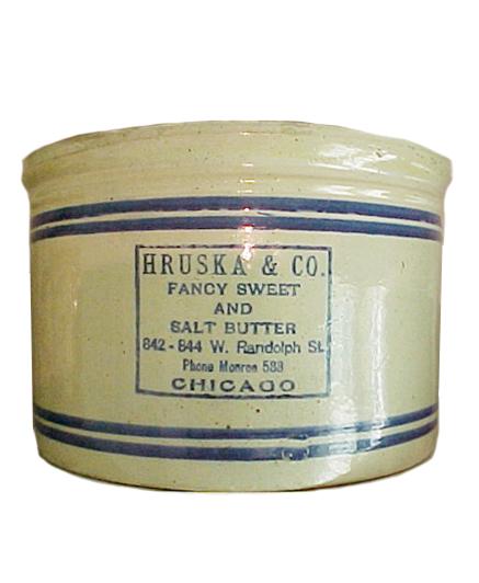 Hruska & Co., crock