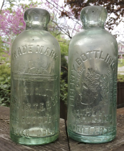 Examples of Pictorial Hutchinson Sodas