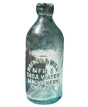 Hafner & Will, MFRs,  Soda Water Machinery