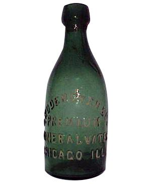 L. Rodemeyer & Co., Premium Mineral Water