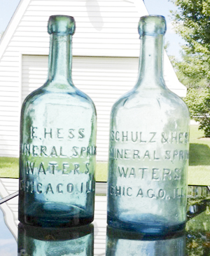 Hess Mineral Spring Waters