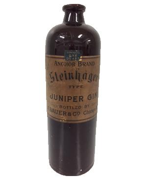 A. Bauer & Co. Juniper Gin