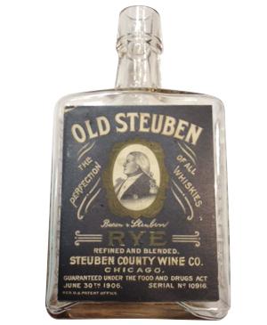 Old Steuben Rye,  Steuben County Wine Co.