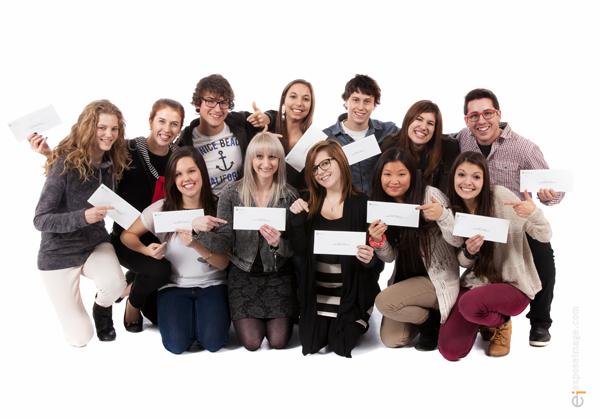 Collégial et formation professionnelle (12 bourses de 1 000 $ - Total de 12 000 $)