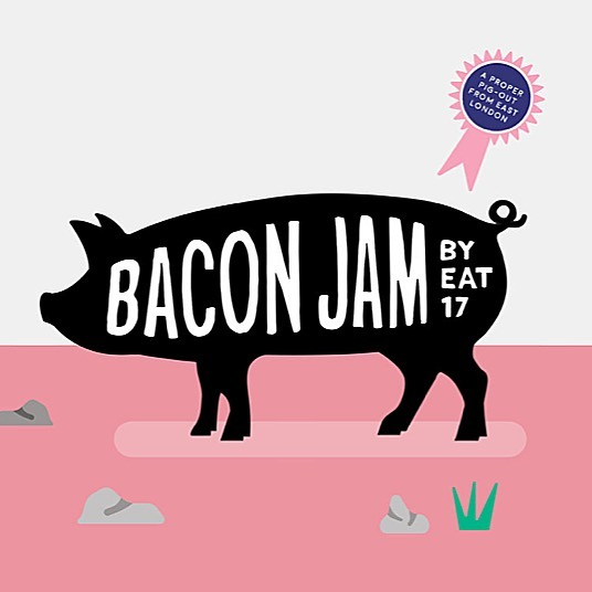 Got a pal who loves #eat17baconjam but lives overseas? Or even worse has never even TASTED our deliciously sticky smoky jam? Show them some bacon love.....we are now SHIPPING INTERNATIONALLY! 🌎🎉 . Just hit the link in our bio ☝🏼to buy.... #sharethebaconlove #loveeat17baconjam #newyorkpariswalthamstow 😍