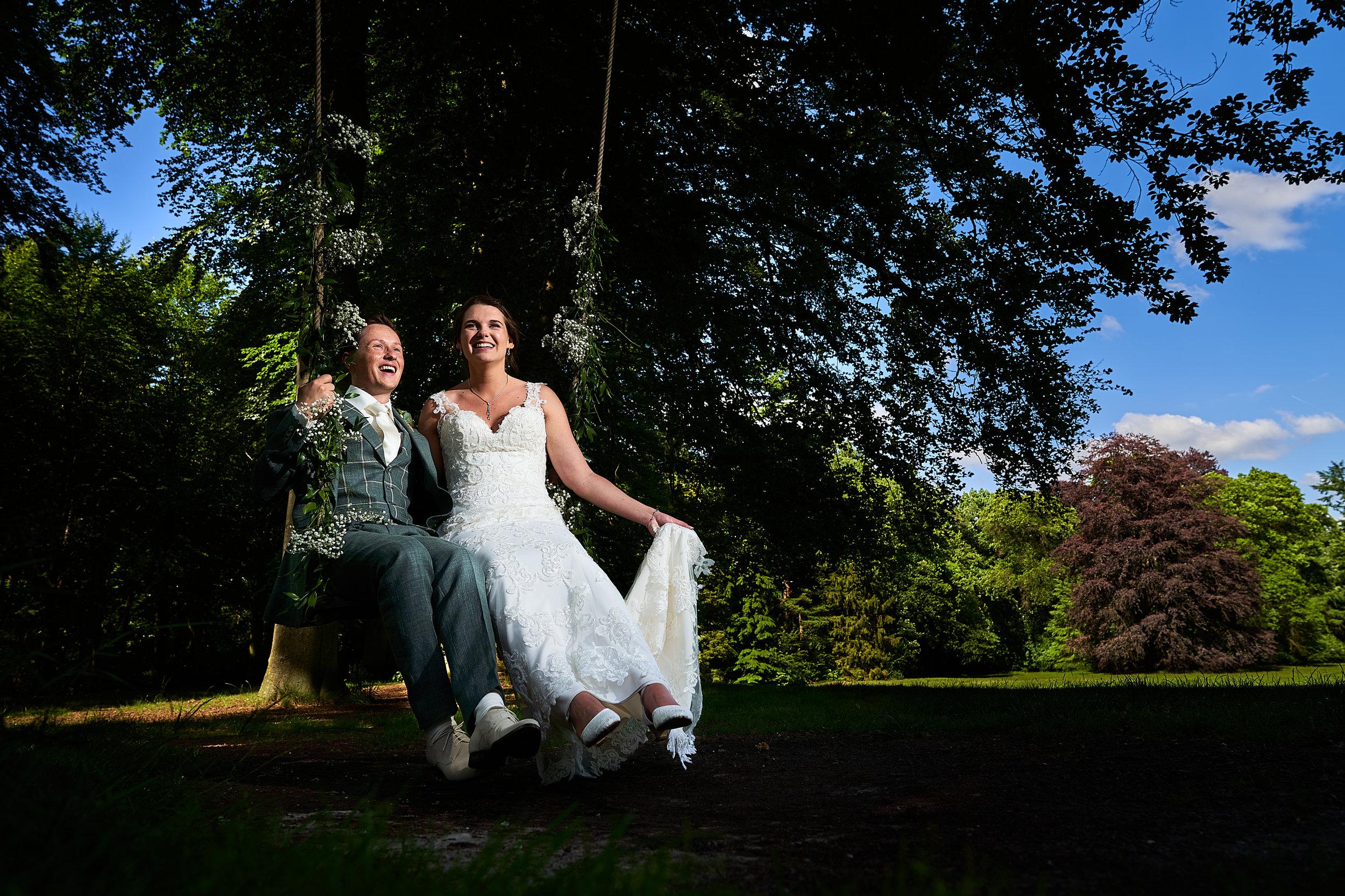 Bruiloft Sander & Sophie