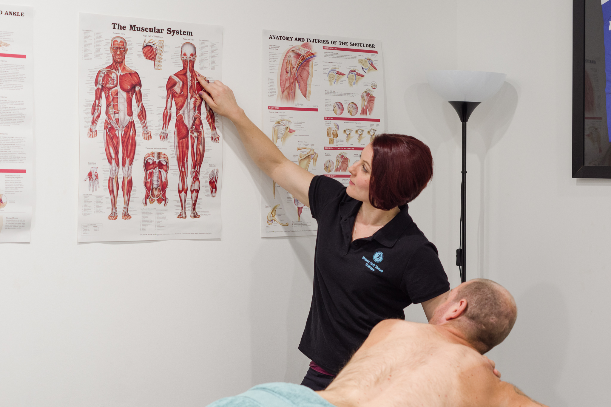 WhY SOFT Tissue Therapy? - Find out about the process of STT, the benefits and conditions it can treat and what to expect in your treatment.
