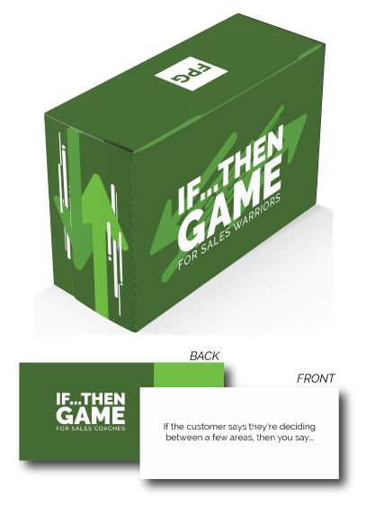 If… Then Game Cards