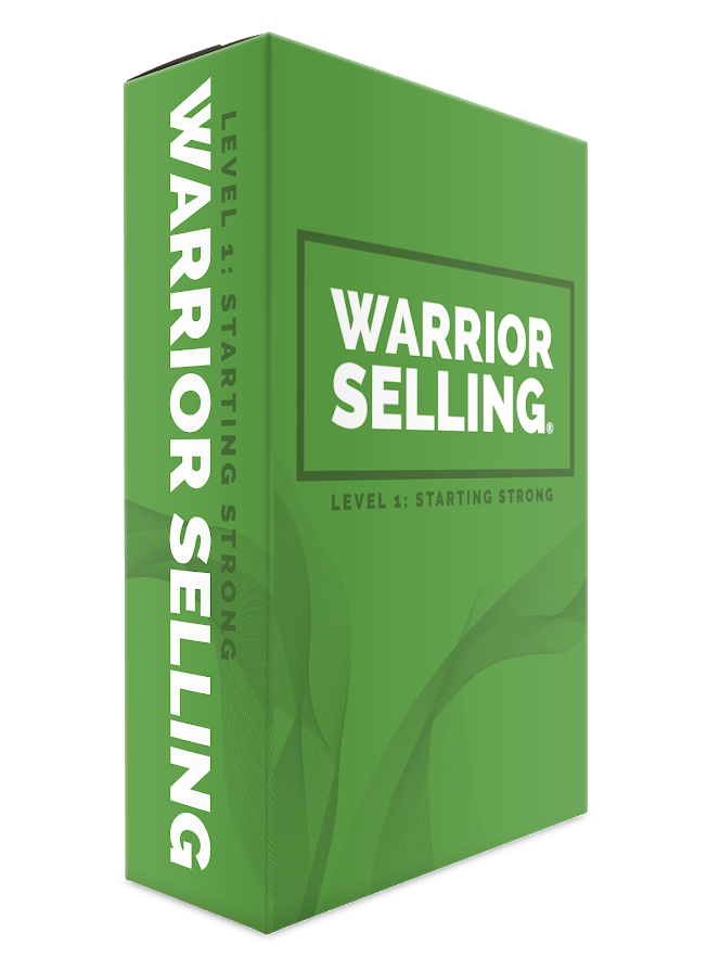 Warrior Selling Participant's Kit