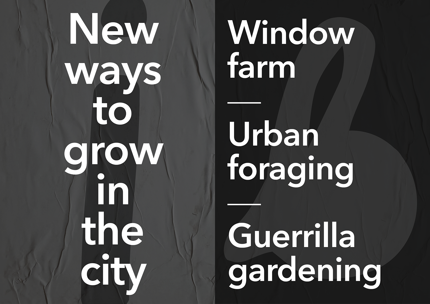 A growing community of people and green-innovators, cultivating together.