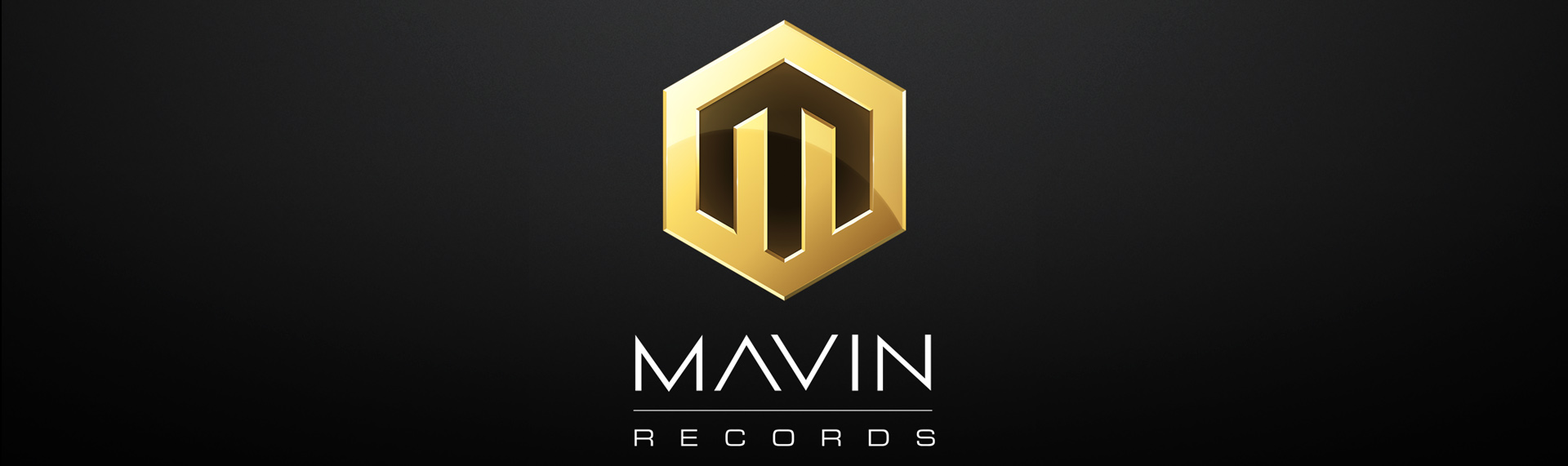 MAVIN Records  Brand Identity Design  Mavin Records is a Nigerian-based record label founded by recording artist and record producer Don Jazzy. They contracted The Skins Factory to design a new brand identity for their Lagos-based label. We designed the new symbol to be utilized on both web and print platforms in a faux gold design language. This would allow printers to use a gold foil when printing shirts, posters and swag that really makes the logo pop.