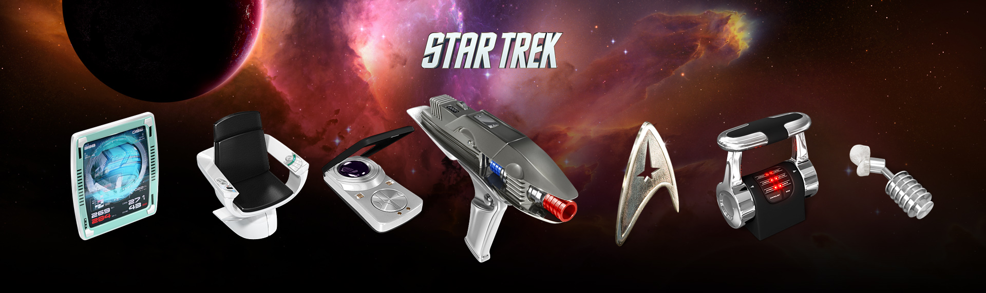STAR TREX XI Sony PlayStation XMB Icons  Client: Under License from CBS Consumer Products  We loved the new STAR TREK movie so much, we designed a PlayStation 3 theme set for it. The official Star Trek XI movie-based Sony PS3 & PSP themes. Features custom wallpapers with the USS Enterprise with color & lighting FX by our design team, 3D modeled & rendered, iconic Star Trek icons for the XrossMediaBar (XMB), custom navigation icons & cursors. 2009 PPC. TM & CBS. All Rights Reserved. This theme is unfortunately no longer available... blame it on the Klingon Empire.