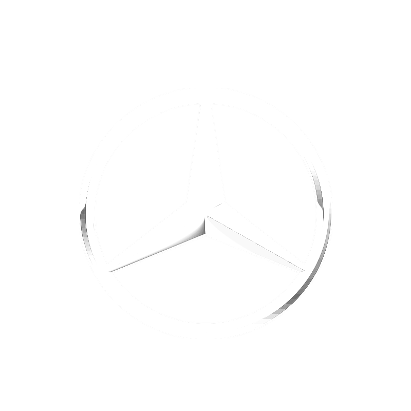 Mercedes logo white.png