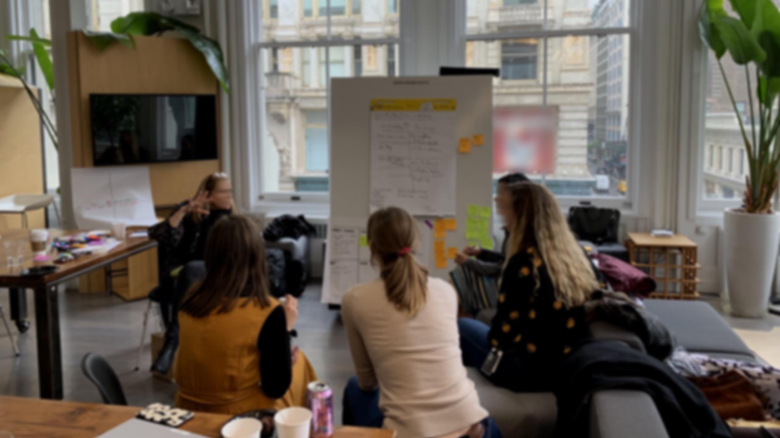 Developing a better creative brief -
