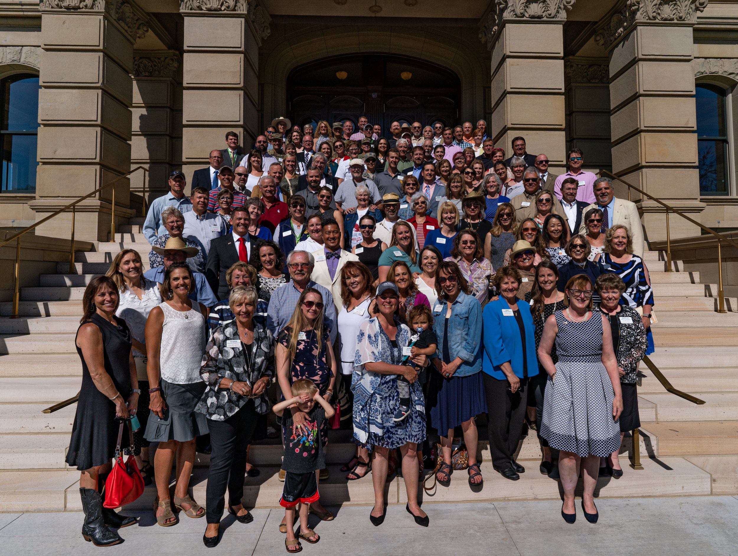 We are incredibly proud of the 804 Leadership Wyoming Alumni who serve as leaders in their communities, state, and beyond. We have many ways for Alumni to stay involved in Leadership Wyoming through our current sessions as well as specific alumni events.