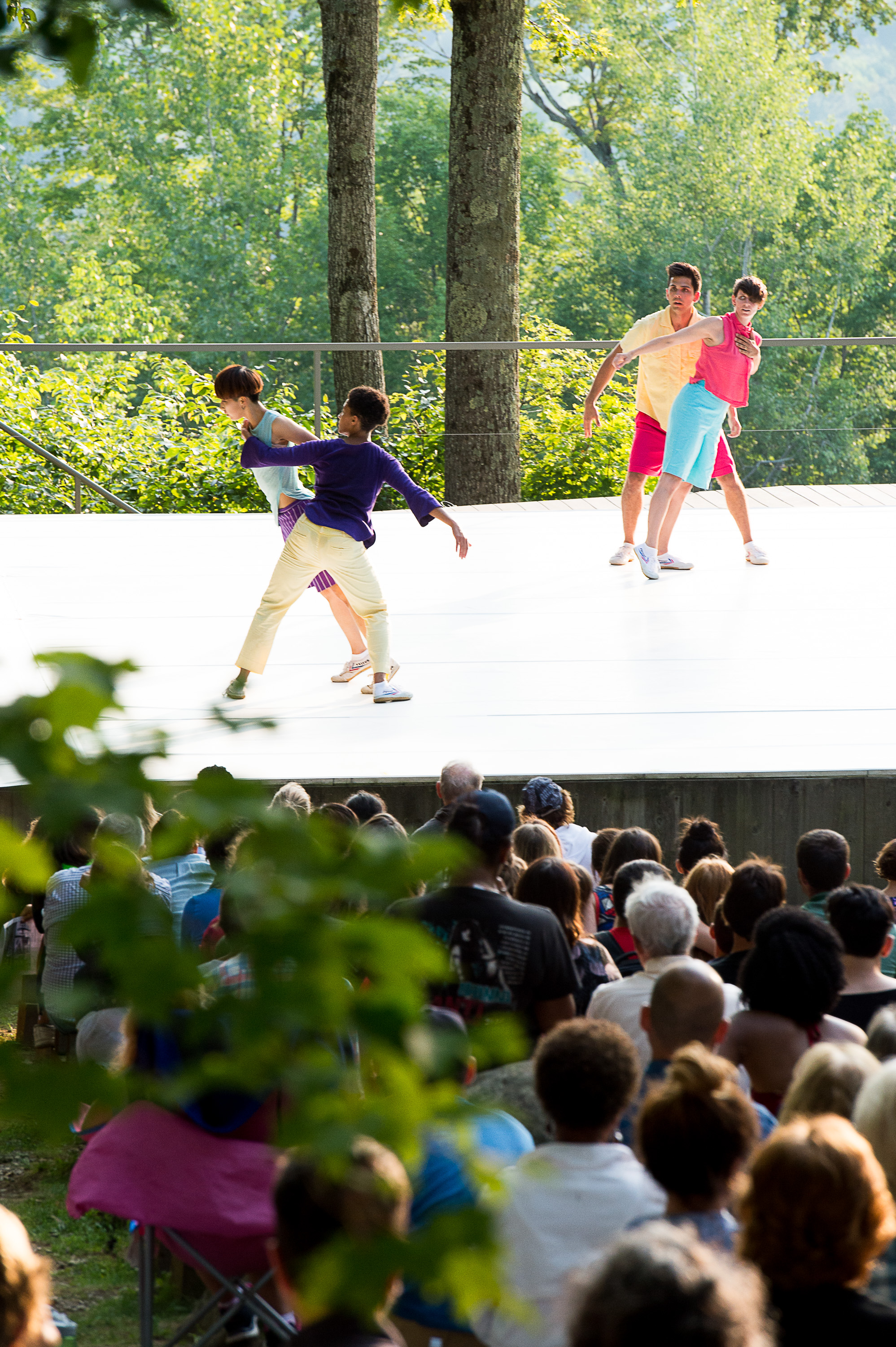 photo by Christopher Duggan; courtesy of Jacob's Pillow Dance