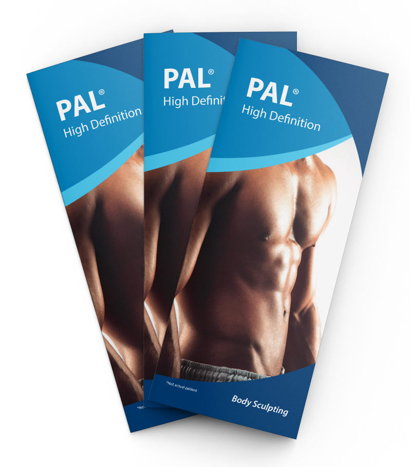 PAL HD High-Definition Body Sculpting Patient Brochure
