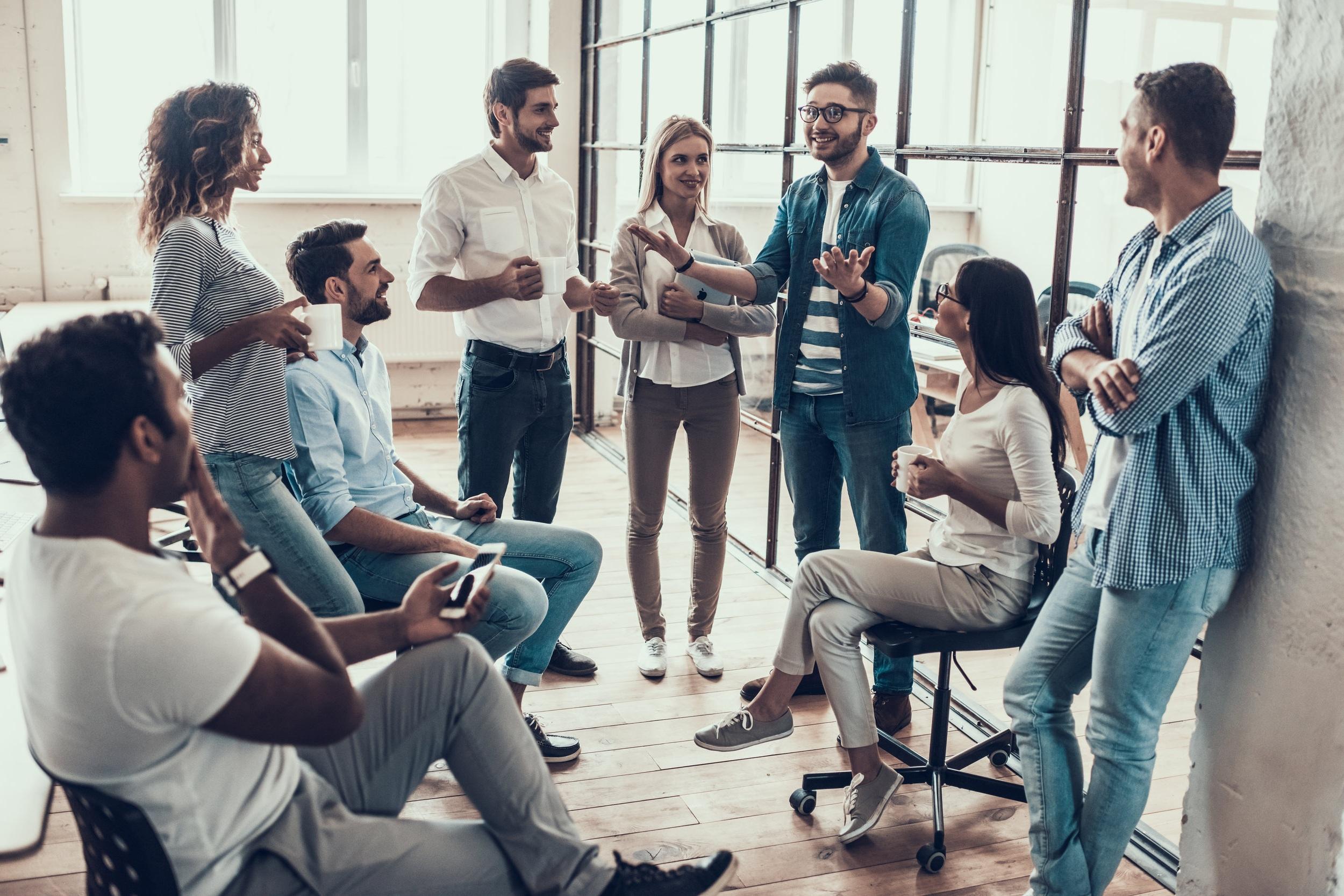 Start building your talent community. - Build a better team smarter.