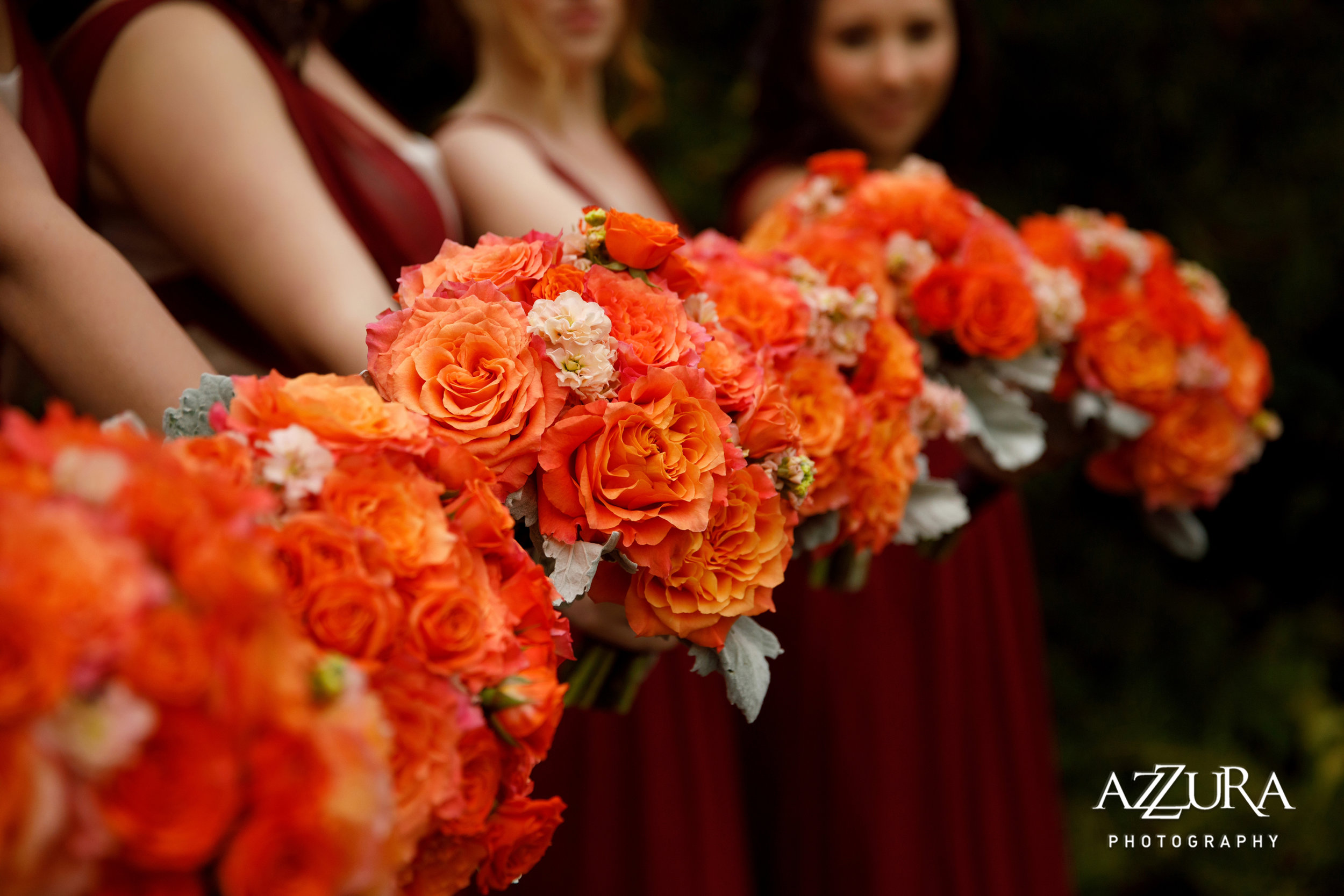 Chihuly Glass Garden and Museum Wedding