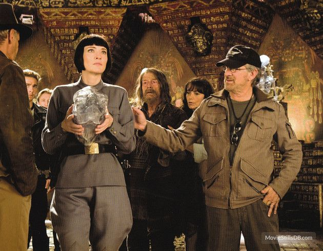 Indiana Jones And The Kingdom Of The Crystal Skull 2008 Review Entershanement Movie Reviews