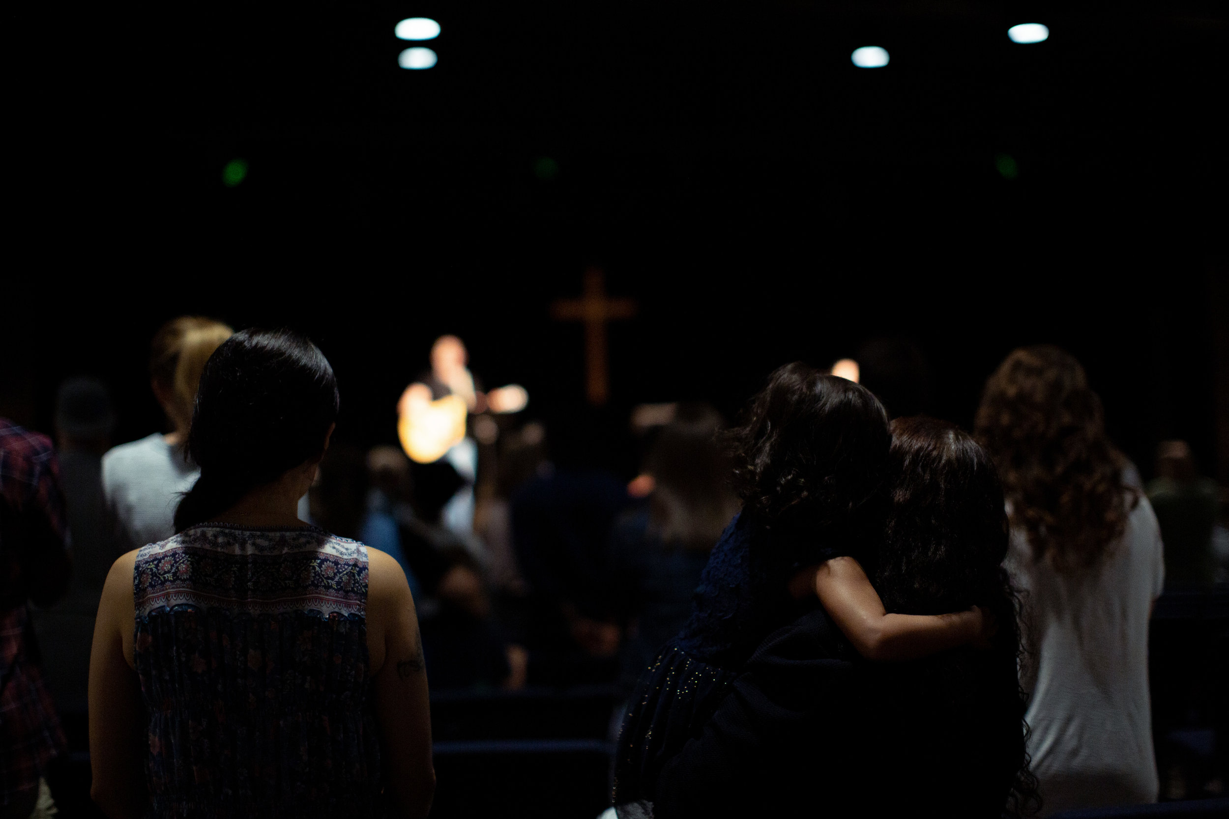 What about corporate worship? -  We believe that the participation of all children in corporate worship is a significant part of their discipleship. For this reason, we offer our kids curriculum at 9am and encourage all kids four years and older to worship with their families at the 10am service.