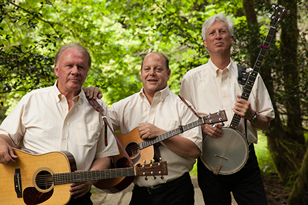The Kingston Trio - Legendary Folk Band