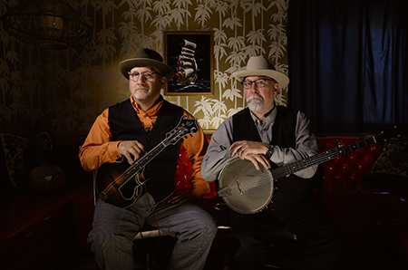 Compton & Newberry - Bluegrass Duo