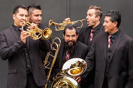 M5 Mexican Brass - Brass Quintet